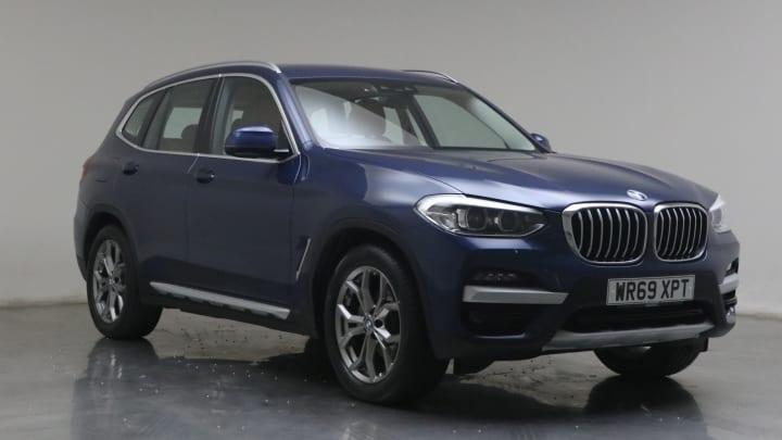2019 used BMW X3 2L xLine 20d