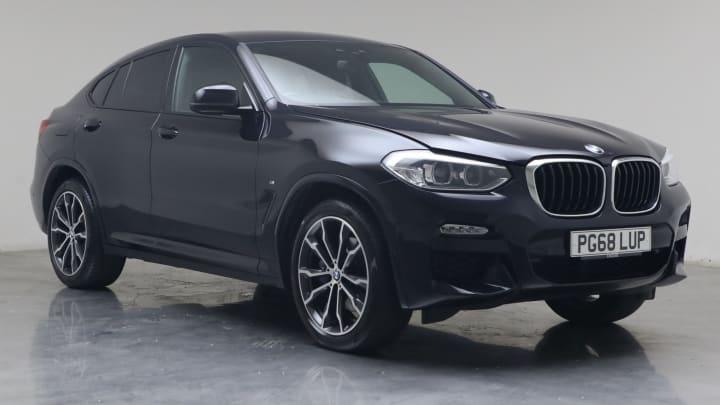 2019 Used BMW X4 3L M Sport 30d