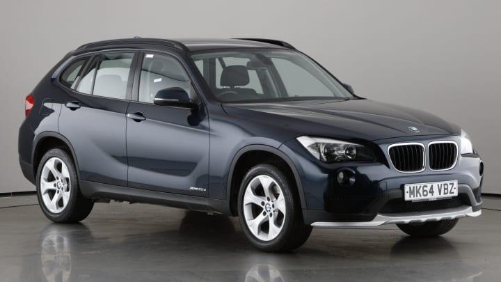 2014 used BMW X1 2L SE 20d