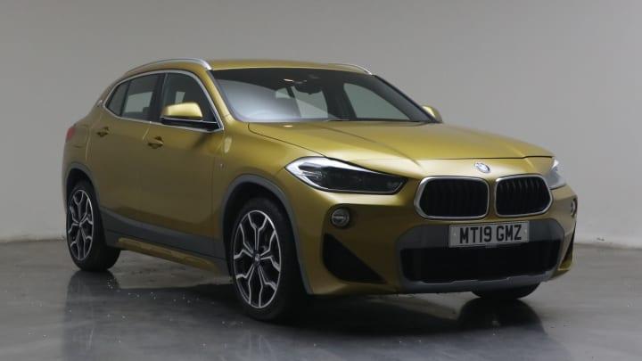 2019 used BMW X2 1.5L M Sport X 18i