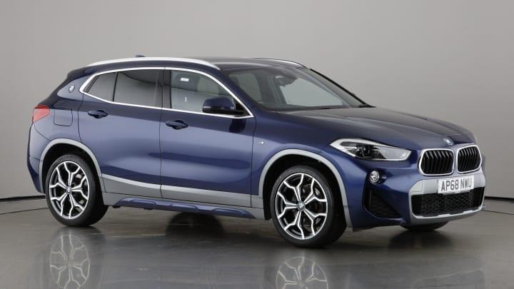 2018 used BMW X2 2L M Sport X 20i