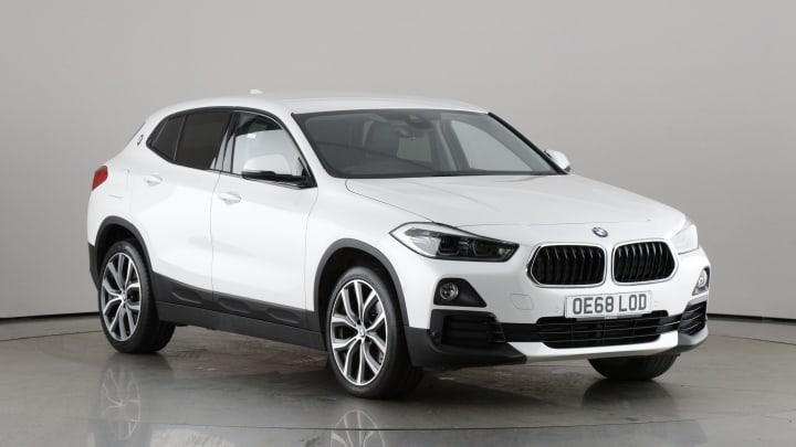 2018 used BMW X2 2L Sport 20d