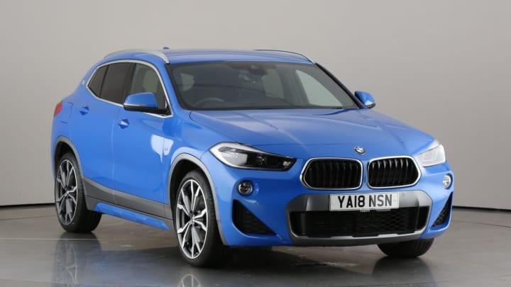 2018 used BMW X2 2L M Sport X 20d