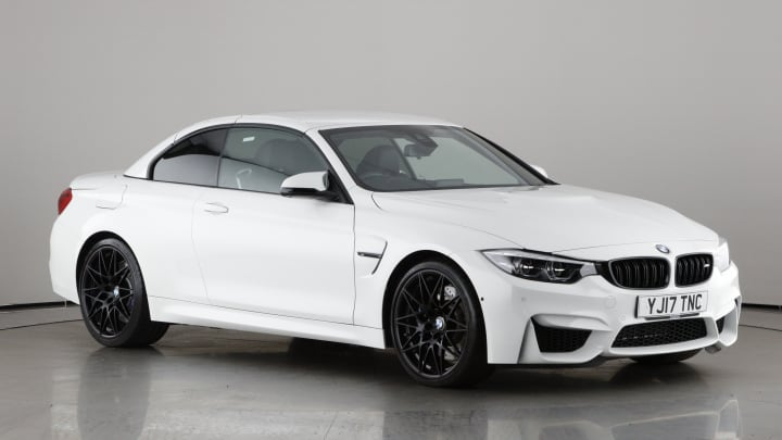 2017 used BMW M4 3L Competition BiTurbo