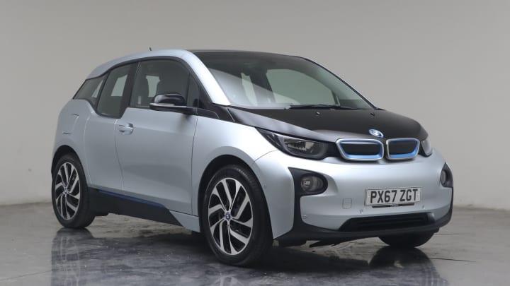 2017 used BMW i3 21.6kWh