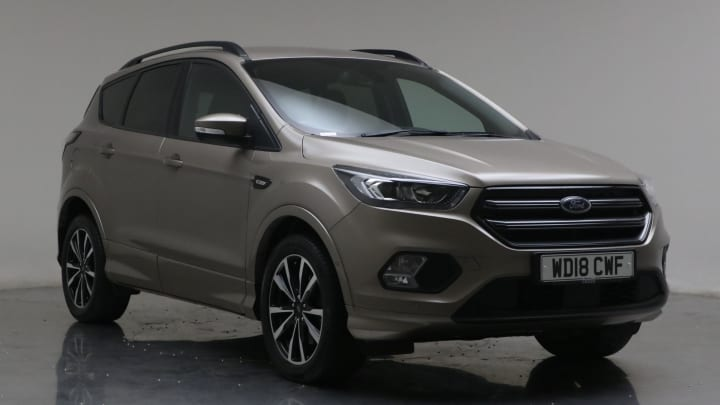 2018 used Ford Kuga 1.5L ST-Line TDCi