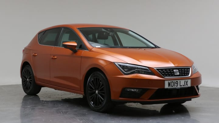 2019 Used Seat Leon 2L XCELLENCE Lux TSI