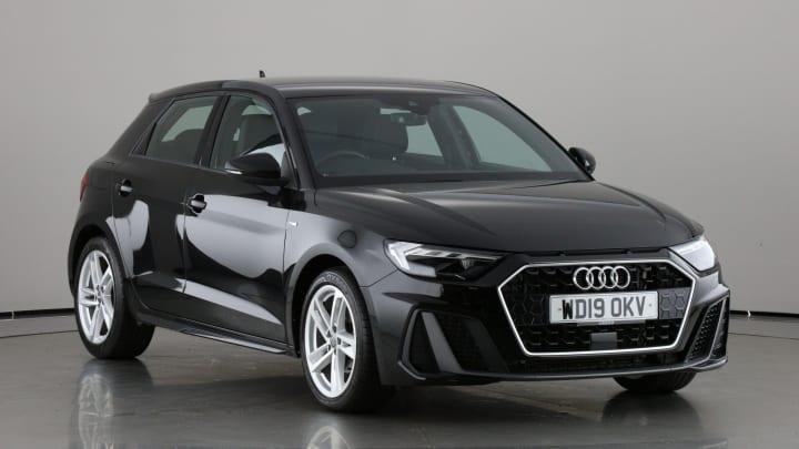 2019 used Audi A1 1L S line TFSI
