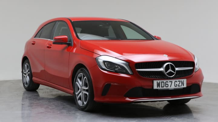 2018 Used Mercedes-Benz A Class 1.6L Sport Edition A160