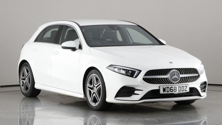 2018 Used Mercedes-Benz A Class 1.3L AMG Line A180