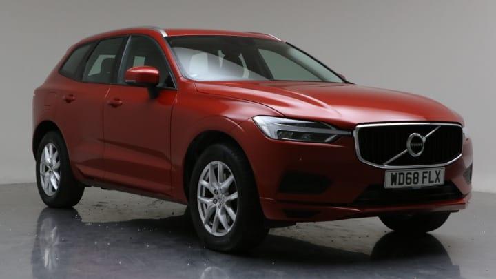 2019 Used Volvo XC60 2L Momentum T5
