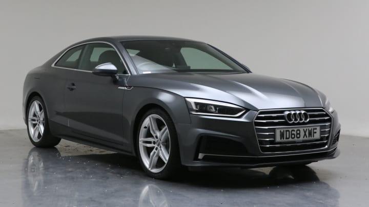 2019 Used Audi A5 2L S line TFSI