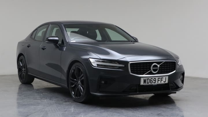2020 Used Volvo S60 2L R-Design Plus T5
