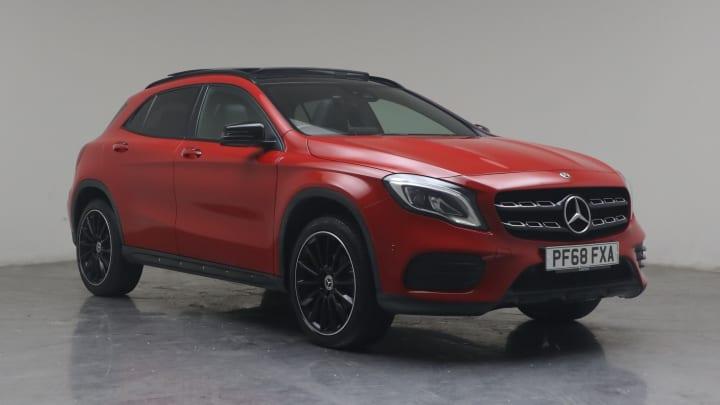 2018 used Mercedes-Benz GLA Class 2.1L AMG Line GLA200d