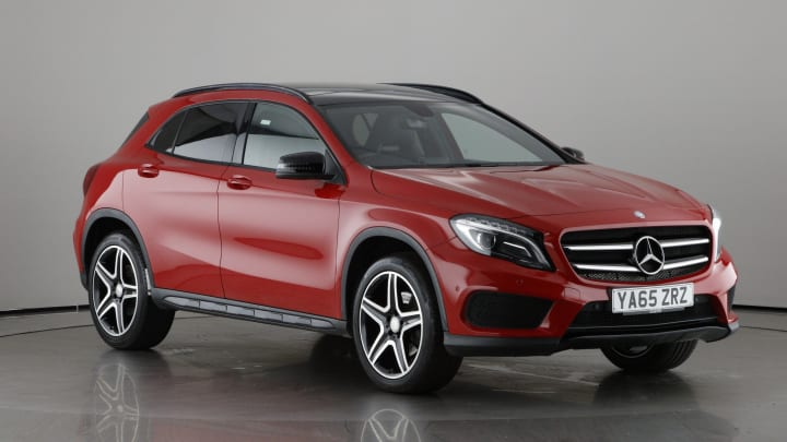 2016 used Mercedes-Benz GLA Class 2.1L AMG Line GLA220 CDI