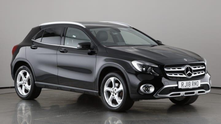 2018 used Mercedes-Benz GLA Class 2.1L Sport GLA220d