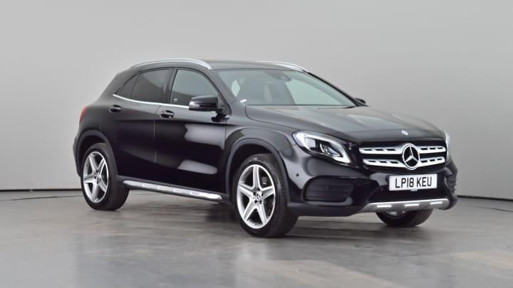 2018 used Mercedes-Benz GLA Class 2.1L AMG Line GLA220d