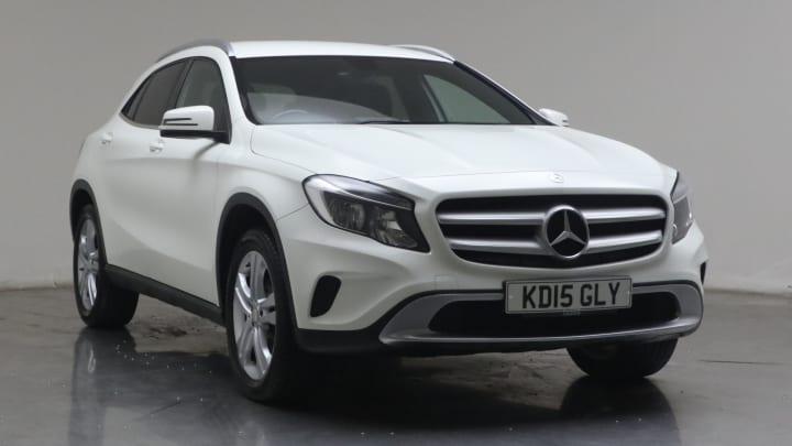 2015 used Mercedes-Benz GLA Class 2.1L Sport GLA200 CDI