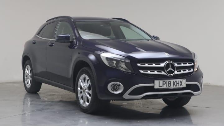 2018 used Mercedes-Benz GLA Class 2.1L SE GLA200d