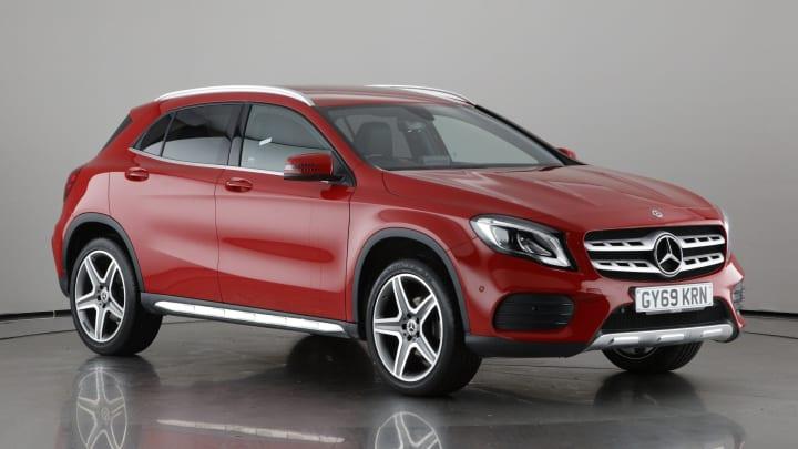 2019 used Mercedes-Benz GLA Class 1.6L AMG Line Edition GLA180