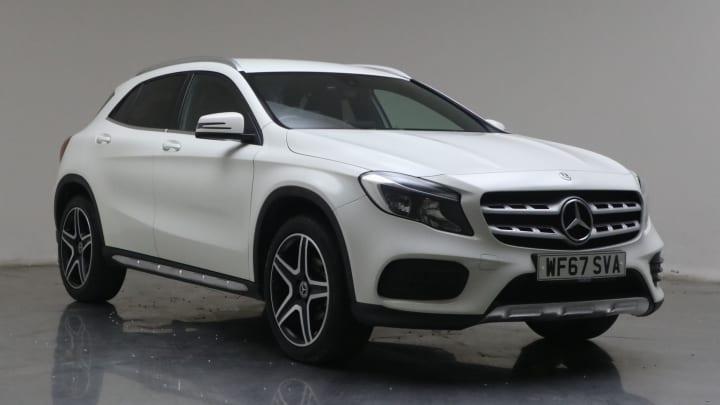 2017 used Mercedes-Benz GLA Class 1.6L AMG Line GLA200