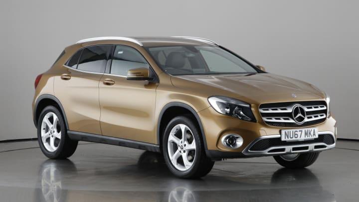 2017 used Mercedes-Benz GLA Class 1.6L Sport GLA200