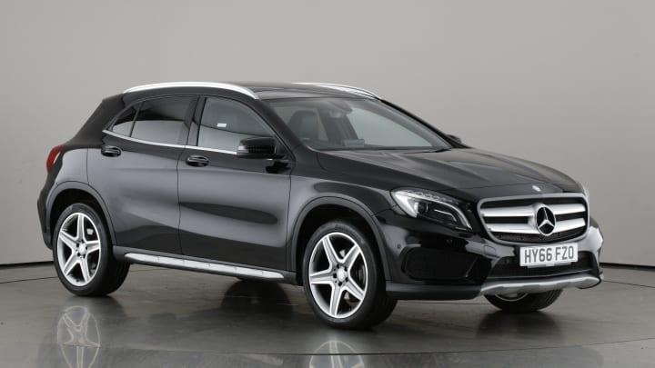 2016 used Mercedes-Benz GLA Class 2L AMG Line GLA250