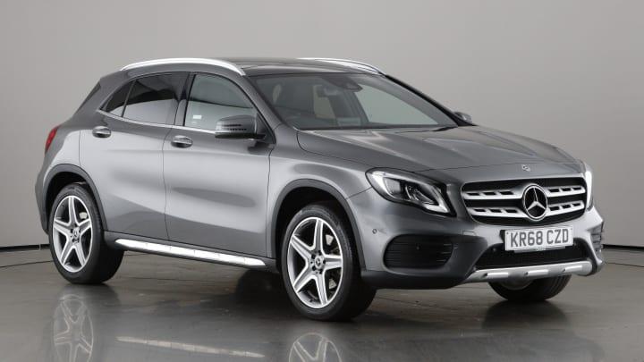 2018 used Mercedes-Benz GLA Class 2L AMG Line GLA250