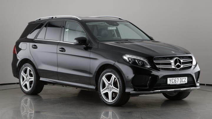 2017 used Mercedes-Benz GLE Class 2.1L AMG Line GLE250d