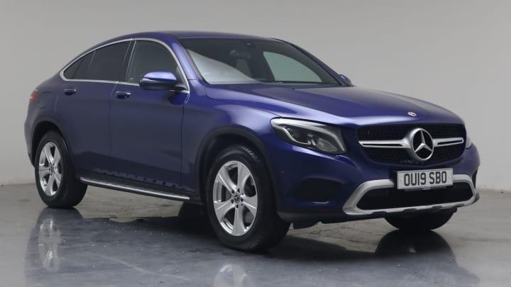 2019 used Mercedes-Benz GLC Class 2.1L Sport GLC220d