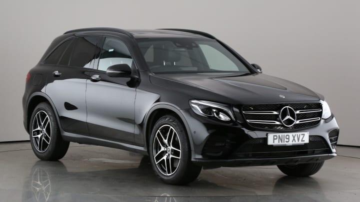 2019 used Mercedes-Benz GLC Class 2.1L AMG Night Edition GLC220d