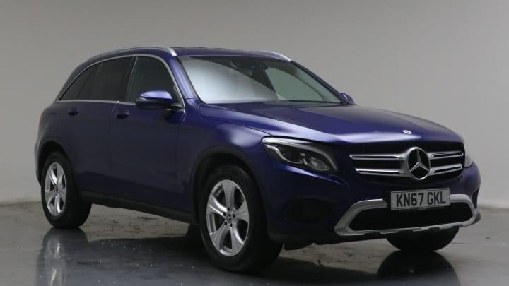 2017 used Mercedes-Benz GLC Class 2.1L Sport GLC220d
