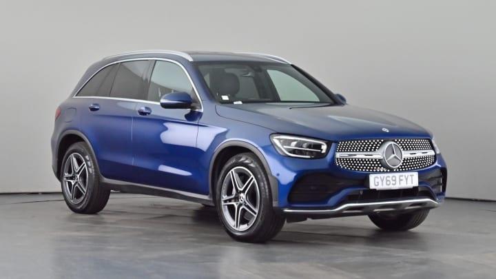 2019 used Mercedes-Benz GLC Class 2L AMG Line GLC220d