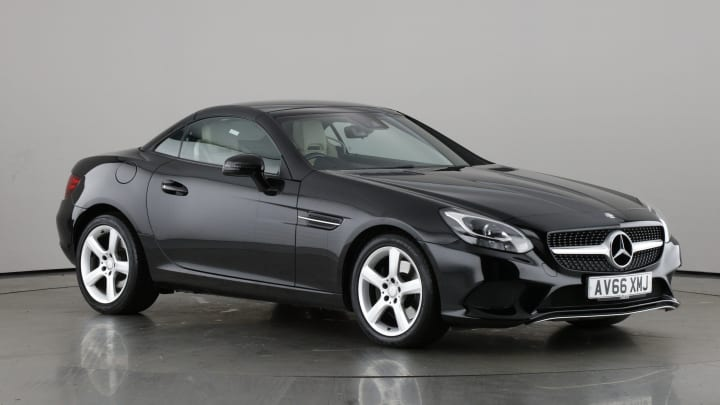 2016 used Mercedes-Benz SLC 2.1L Sport SLC250d