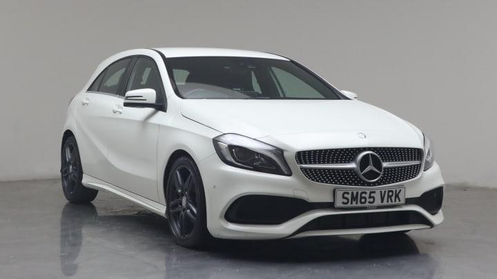 2015 used Mercedes-Benz A Class 2.1L AMG Line A200d