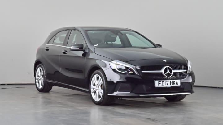 2017 used Mercedes-Benz A Class 1.5L Sport A180d