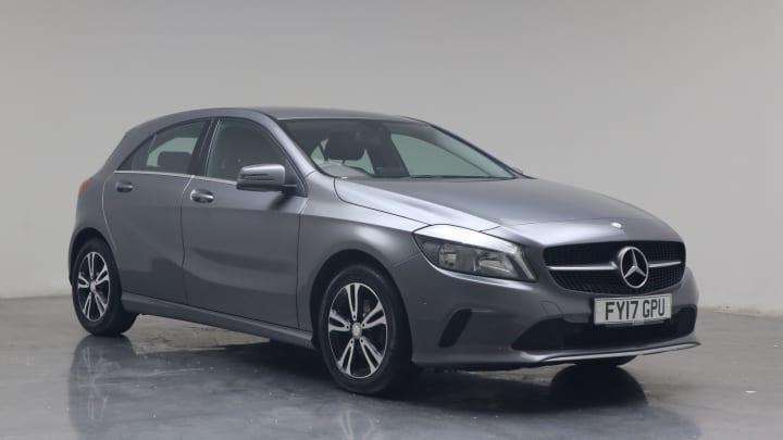 2017 Used Mercedes-Benz A Class 1.5L SE A180d