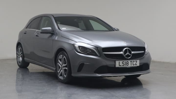 2018 used Mercedes-Benz A Class 1.6L Sport Edition A180