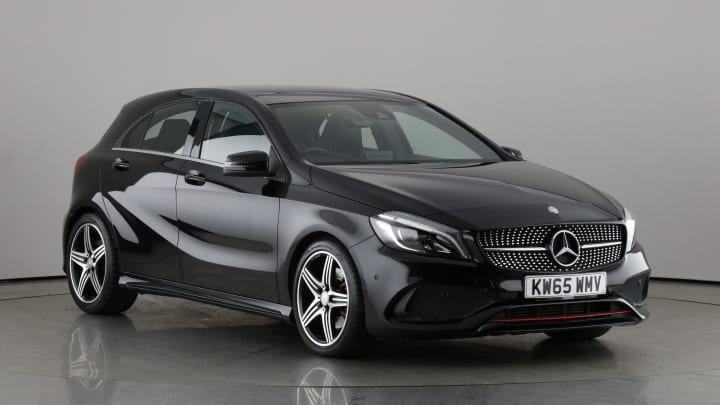 2016 used Mercedes-Benz A Class 2L AMG A250