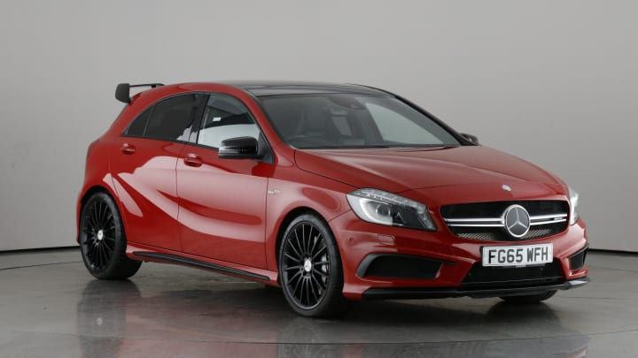 2015 used Mercedes-Benz A Class 2L AMG A45