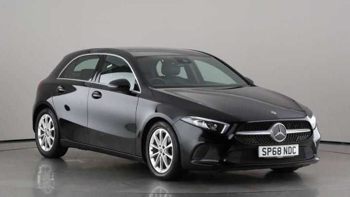 2018 used Mercedes-Benz A Class 1.5L Sport A180d