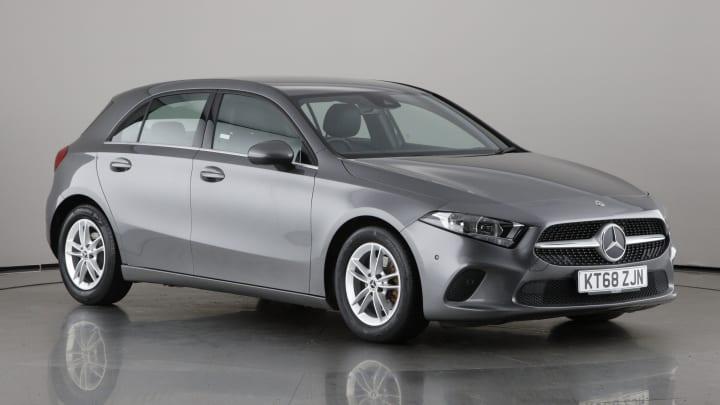 2018 used Mercedes-Benz A Class 1.5L SE A180d