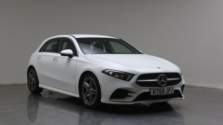 2018 used Mercedes-Benz A Class 2L AMG Line A250