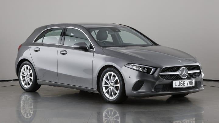 2018 used Mercedes-Benz A Class 1.3L Sport A180