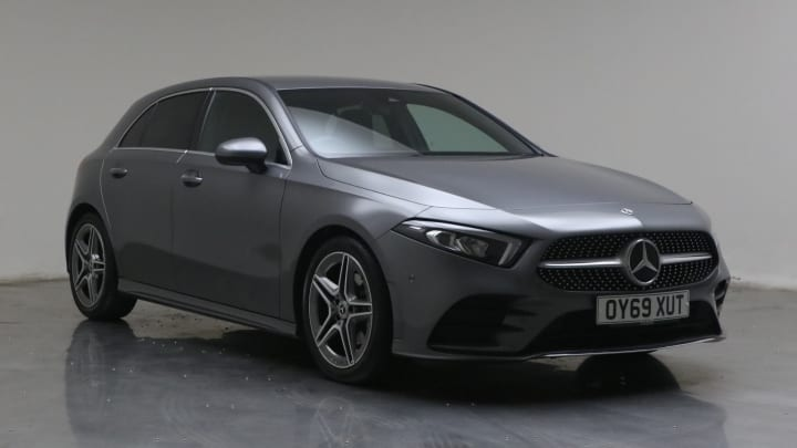 2019 used Mercedes-Benz A Class 1.3L AMG Line A200