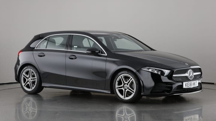 2018 used Mercedes-Benz A Class 1.3L AMG Line A200
