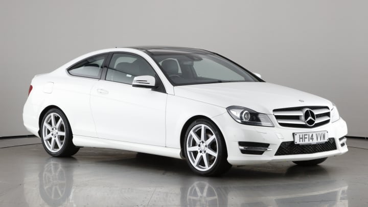 2014 used Mercedes-Benz C Class 2.1L AMG Sport Edition C220 CDI