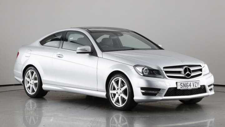 2014 used Mercedes-Benz C Class 1.6L AMG Sport Edition C180