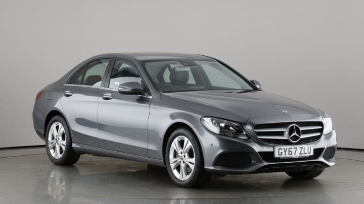 2018 used Mercedes-Benz C Class 2.1L SE Executive Edition C220d