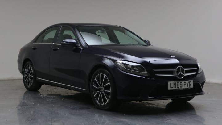 2019 used Mercedes-Benz C Class 2L SE C220d